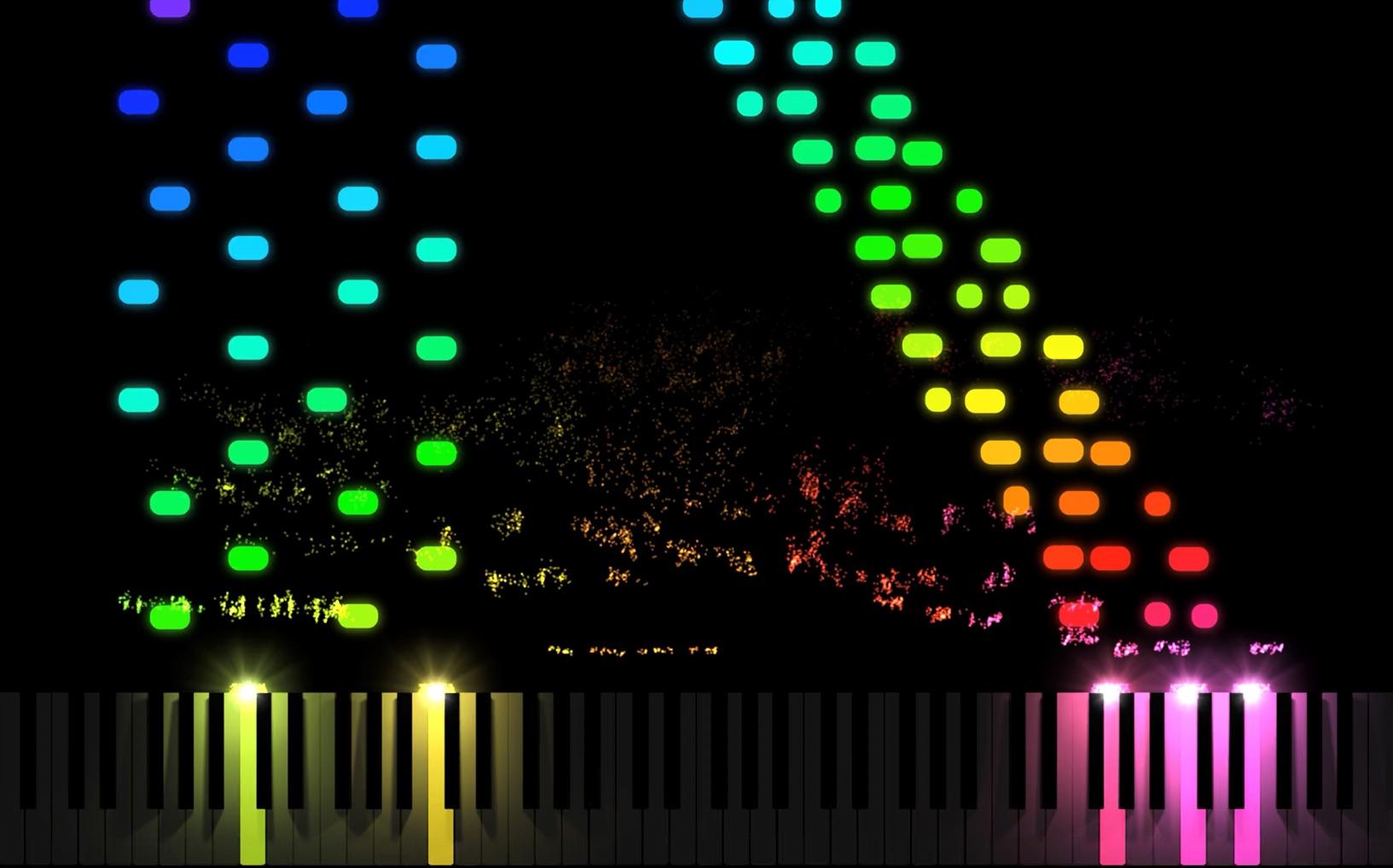 SeeMusic: Interactive Piano Visualizer