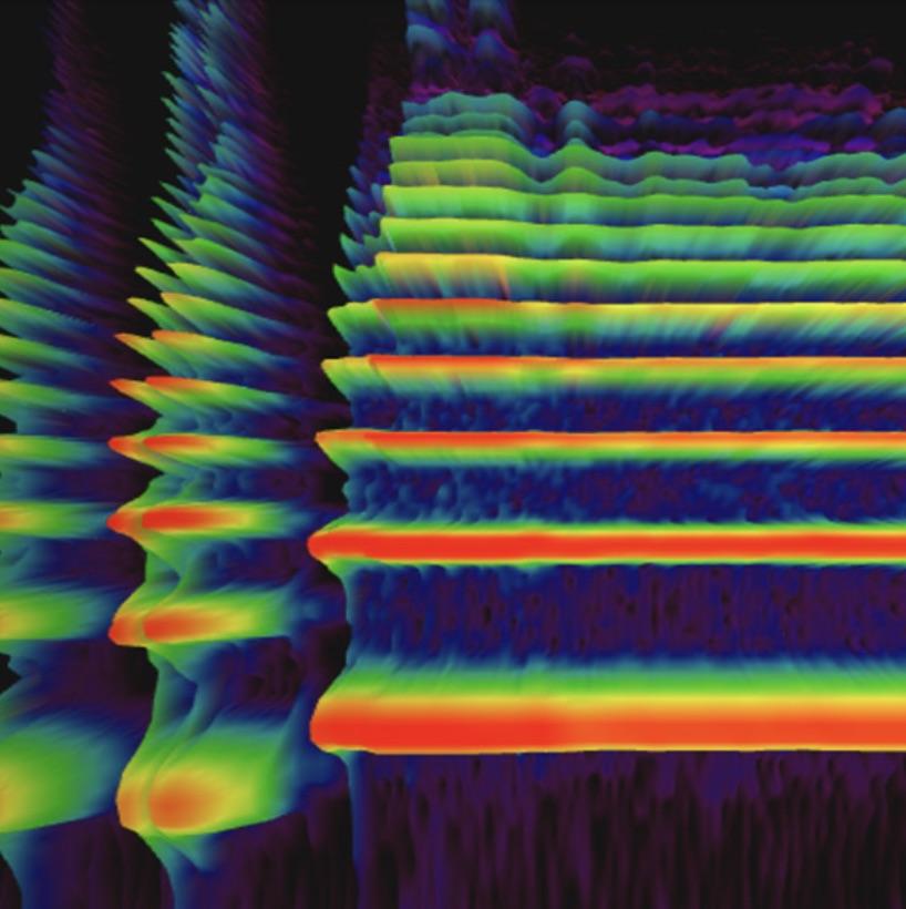 Spectrogram – Chrome Music Lab