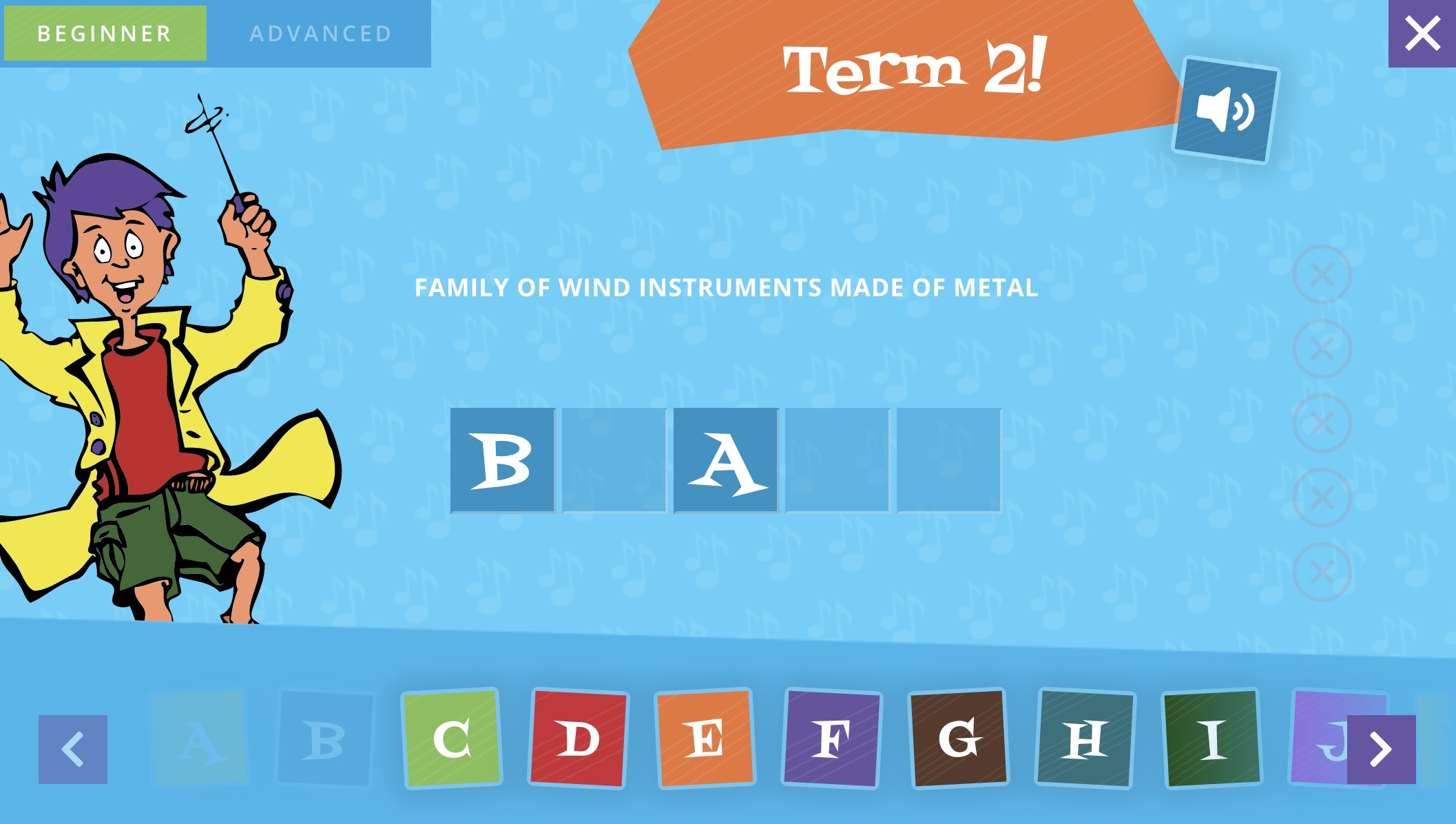 Musical Terms – Classics for Kids