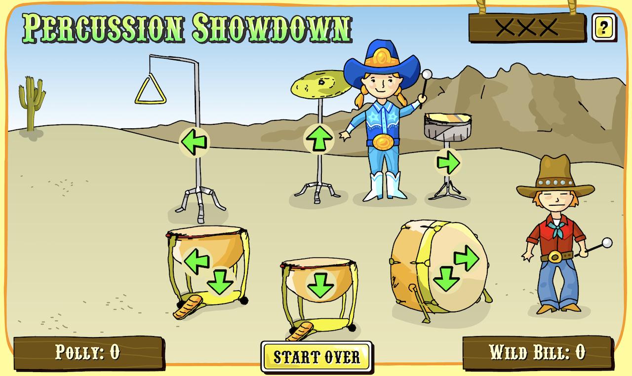 Percussion Showdown